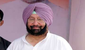 bjp playing politics over drugs issue amarinder -...