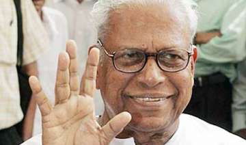 ruling left front swept off in kerala byelections...