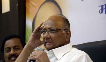 keep divisive elements in bjp in check pawar...