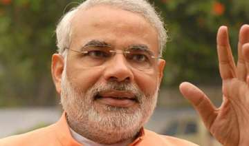 pm modi wishes bjp workers on party s foundation...