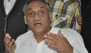 infighting in uttarakhand congress vijay bahuguna...