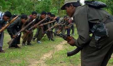 seven maoists arrested in bihar ahead of assembly...