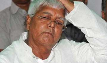 lalu yadav s son in law s car snatched at...