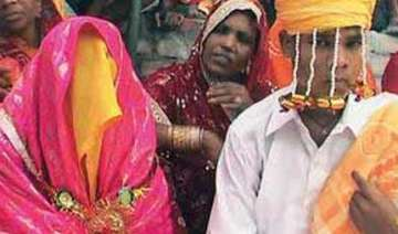 samajwadi mp organises child marriages in up -...