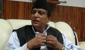 azam khan attacks rss says india an undeclared...