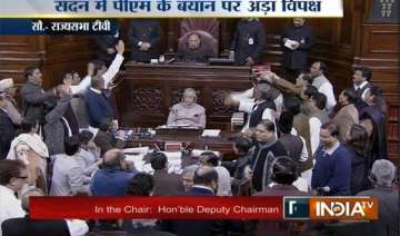 rajya sabha to discuss issue of forced...