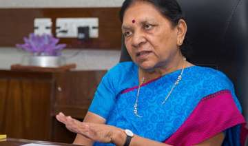 no one is allowed to take law in hands anandiben...