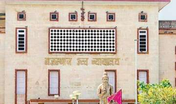 rajasthan civic body polls hc refuses to...