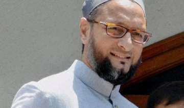 every child is born a muslim aimim leader owaisi...