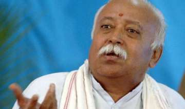 rss not a political outfit bhagwat - India TV