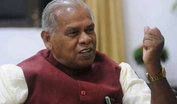 jd u squabble fuels speculation manjhi strikes...