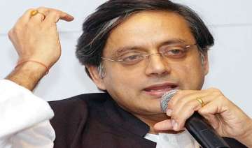 sunanda death case shashi tharoor calls media...