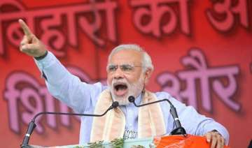 pm modi set for rallies record in bihar polls -...