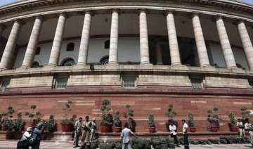 monsoon session washed out both houses adjourned...