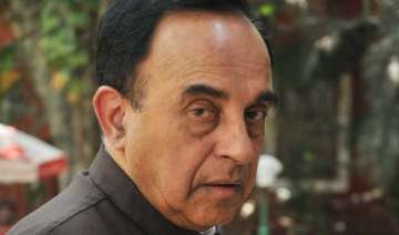 swamy threatens to move court against rafale deal...