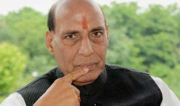 congress left accuse rajnath singh of...