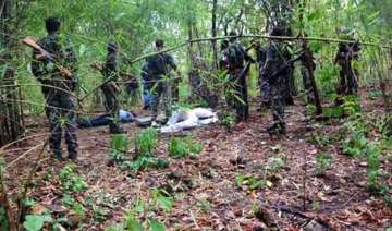 250 villagers abducted by naxals in chhattisgarh...