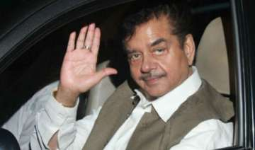 shatrughan sinha takes dig at centre for...