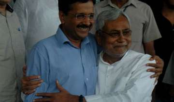 aap govt to facilitate nitish kumar in delhi -...