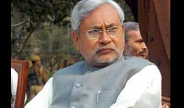 four bjp ministers attend bihar s cabinet meeting...