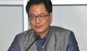 aap govt insulting ne people rijiju - India TV