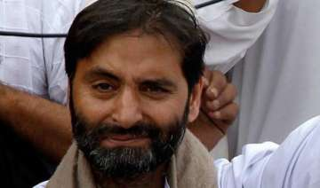 yasin malik opposes townships for kashmiri...