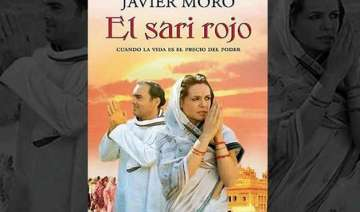 controversial book on sonia gandhi s life the red...