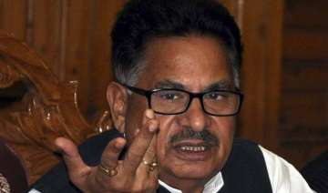 ncsc chief p l punia speaking like congress...