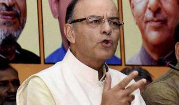 arun jaitley gets best fm of asia award by...