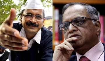 infosys founder narayana murthy to join aap -...