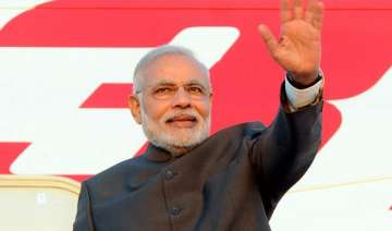 pm modi to embark on three nation tour today...