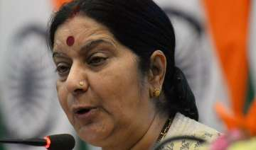all 39 indian hostages in iraq alive says sushma...