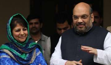 jammu and kashmir may see pdp bjp government next...