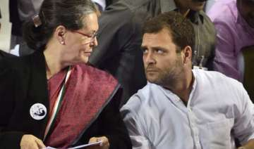 to clear air on national herald issue congress...
