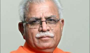 haryana cm manohar lal khattar to lead delegation...