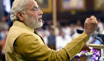 people retain hope in narendra modi but time s...