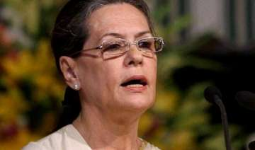 sonia concerned over continuing maoist attacks in...