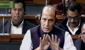 farmer s suicide being probed rajnath - India TV