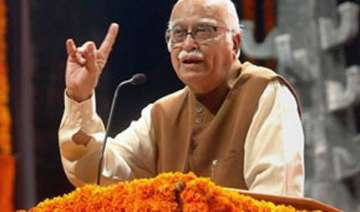 lord ram has special place in my life advani -...