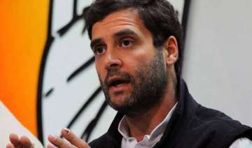 party high command to decide whether rahul should...
