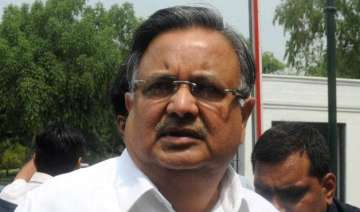 chhattisgarh cm used choppers hired for anti...
