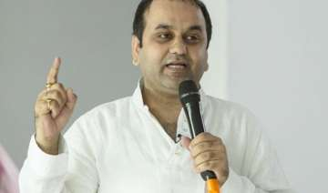 bjp mp maheish girri urges modi to rename road...
