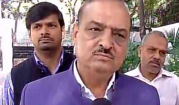 watch video bjp mla o p sharma thrashes cpi...