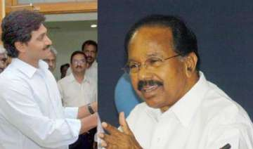 jagan issue domestic affair of cong says moily -...