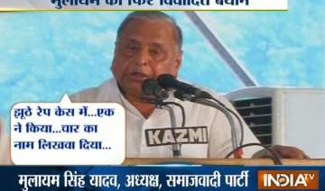 mulayam does it again says impractical for four...