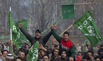 pdp bjp to rule kashmir with sayeed as cm - India...