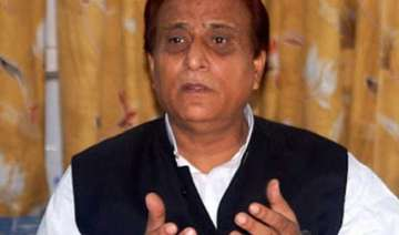 azam khan seeks ban on cow slaughter - India TV
