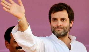 rahul gandhi in amethi on a two day visit - India...