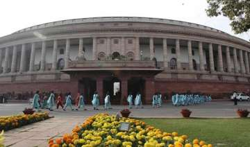 govt plans special parliament session in 2nd week...