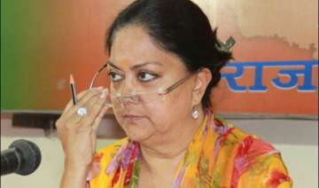 congress asks president to sack rajasthan cm...